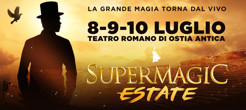 Locandina Supermagic Estate 2021